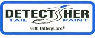 Detect-Her TailPaint Logo